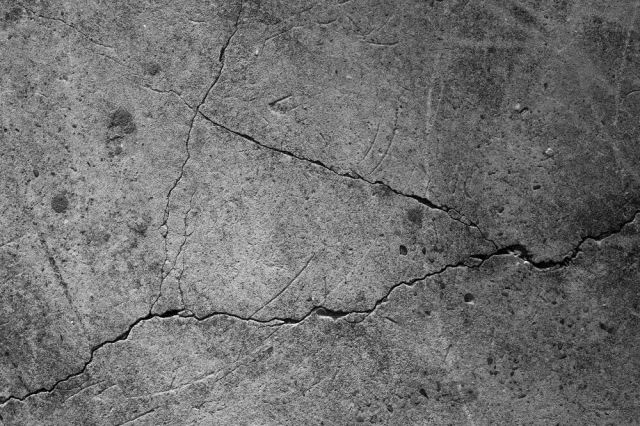 Cracks In Garage Floor