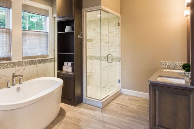 Bathroom Flooring Trends 2018