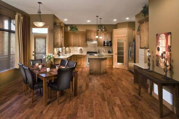 The Hardwood Flooring Dilemma  Laminate  Solid or Engineered Solid Hardwood Floors