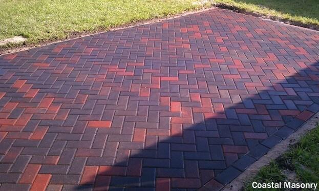 how to install brick patio pavers diy