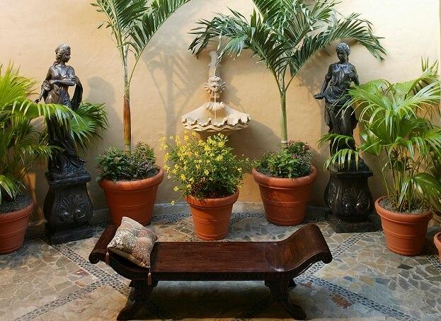 Building A Mexican Themed Garden & Backyard on Mexican Backyard Decor id=51853