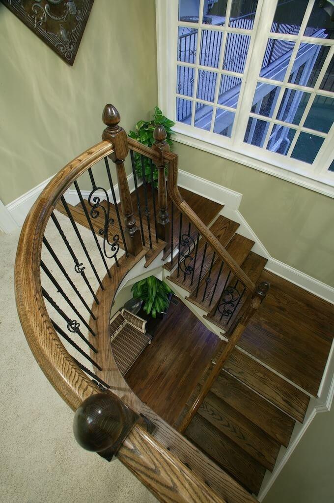 2020 Wood Stairs Installation Cost Repair Wood Stairs | Average Price To Carpet Stairs | Rubber Stair | Wood | Stair Nosing | Wood Flooring | Hardwood