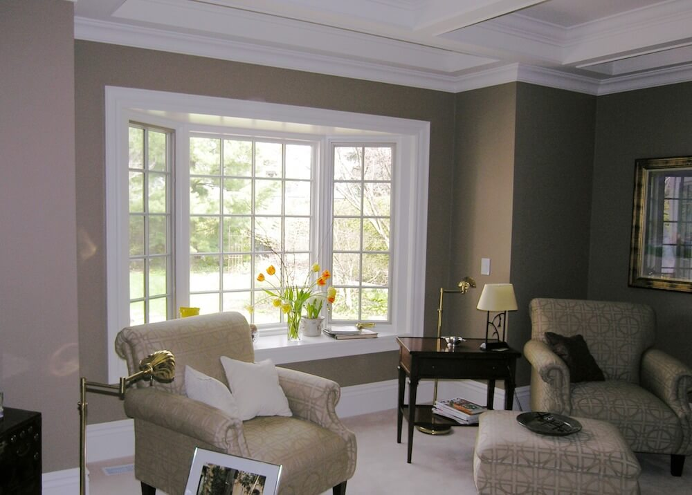 Window Curtains For Bay Windows