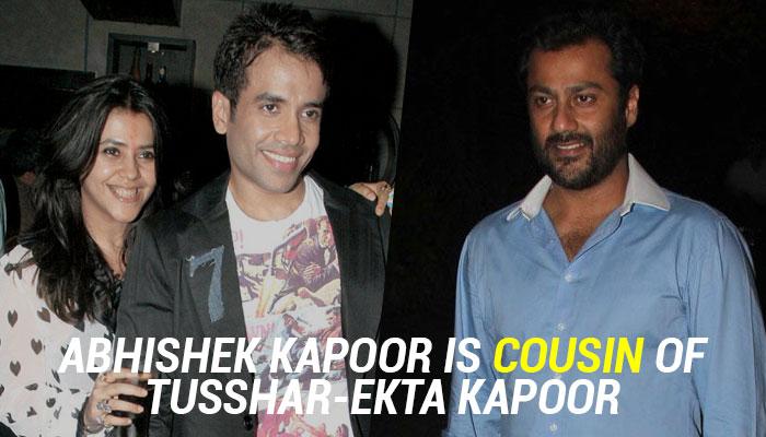 Ekta Kapoor-Abhishek