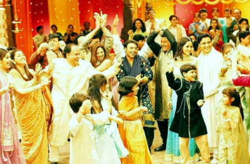 Image result for images of grand punjabi wedding with family