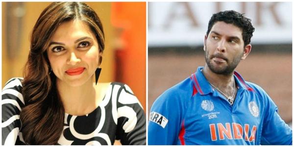 Deepika Padukone and yuvraj Singh