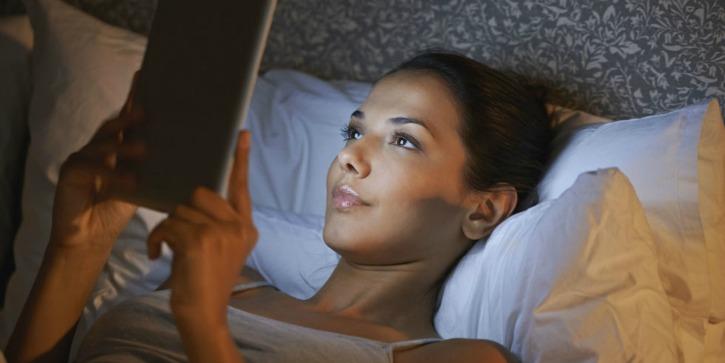 No gadgets at night