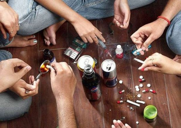 Hundreds At IIT Kanpur Use Drugs