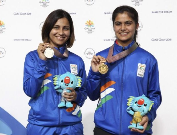 India have a rich haul of medals from CWG 2018