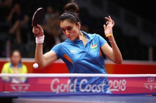 Manika Batra won India