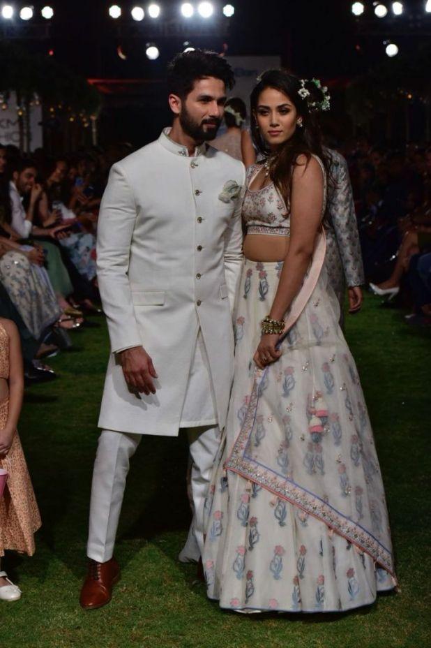Shahid Kapoor and Mira4