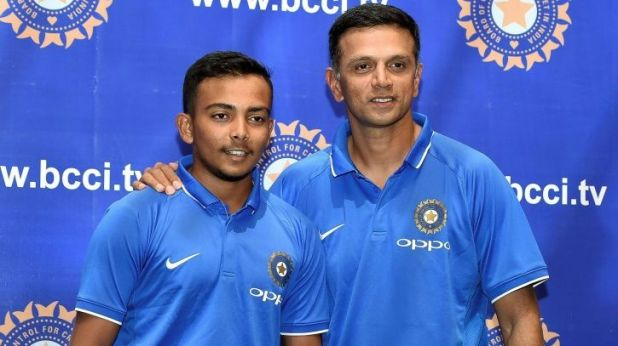 Rahul Dravid is a good mentor to the boys