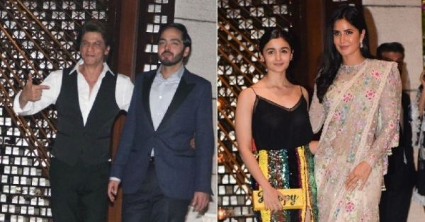 Katrina, SRK & Other Celebs Attend Ambani Bash For London ...