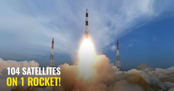 ISRO PSLV-C37 Sets Unbeatable World Record - Launches 104 ...