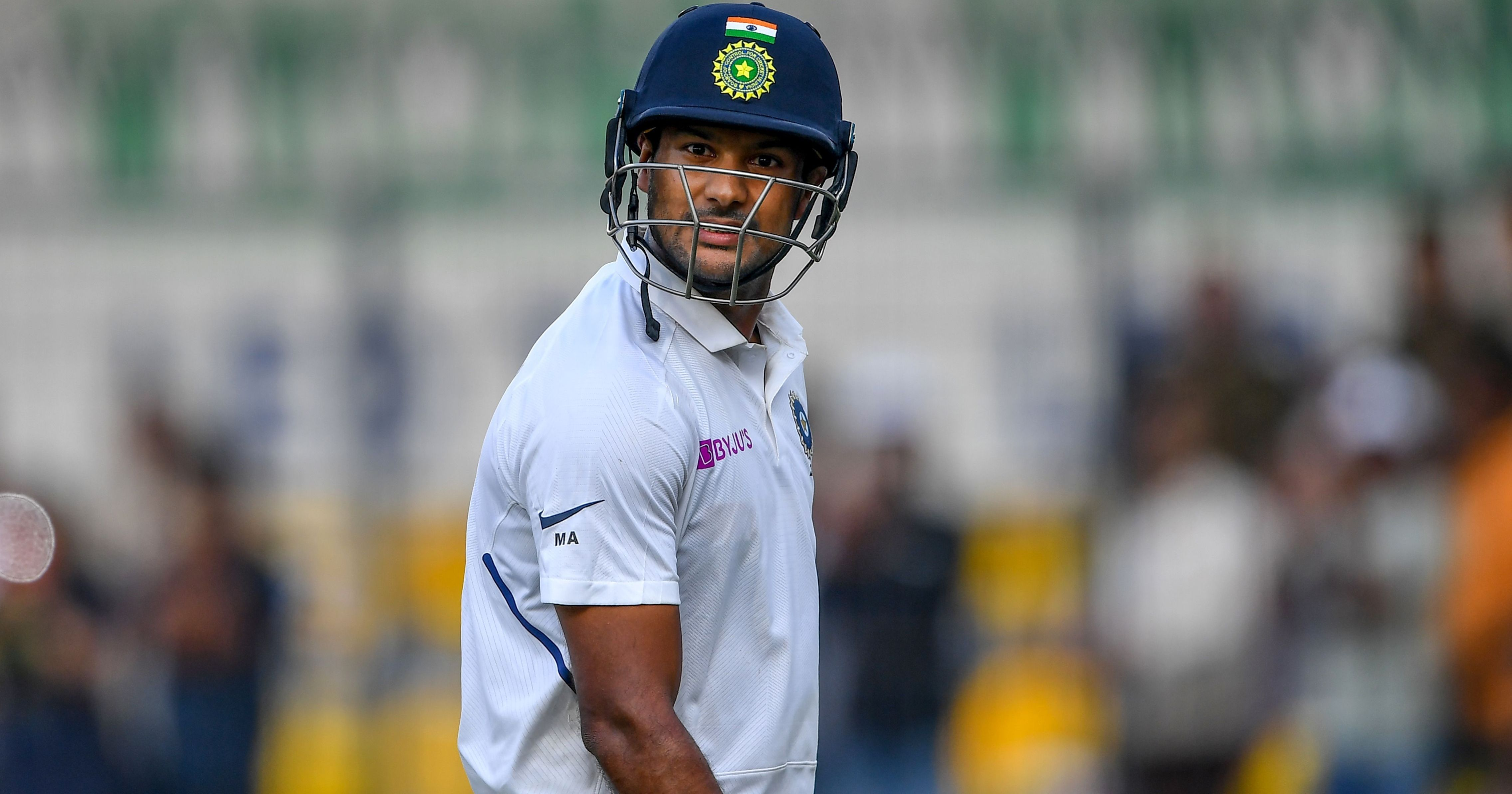 Mayank Agarwal Joins Indian One Day Team