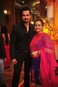 Rani Kajol Bachchans at Bappa Lahiris reception Slide