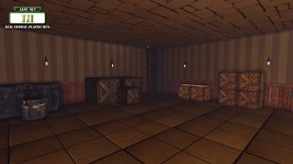 Graphical Improvements on Level Design.