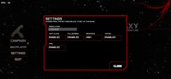 Nifty GUI news - Icarus Galaxy - Indie DB