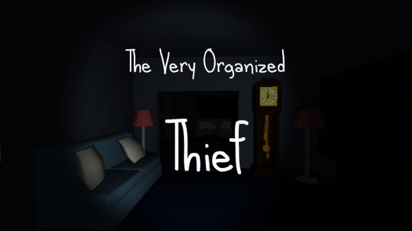 the very organized thief download # 1