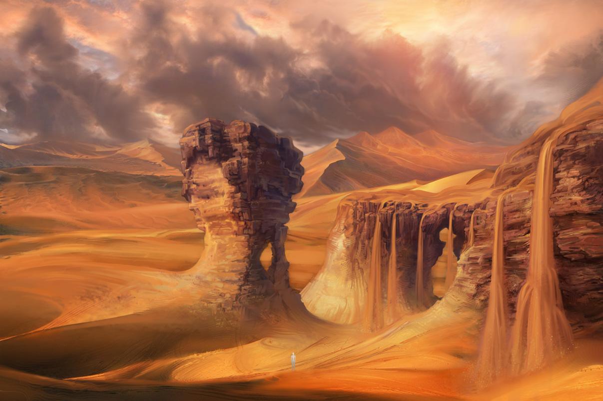 Desert Concept Image