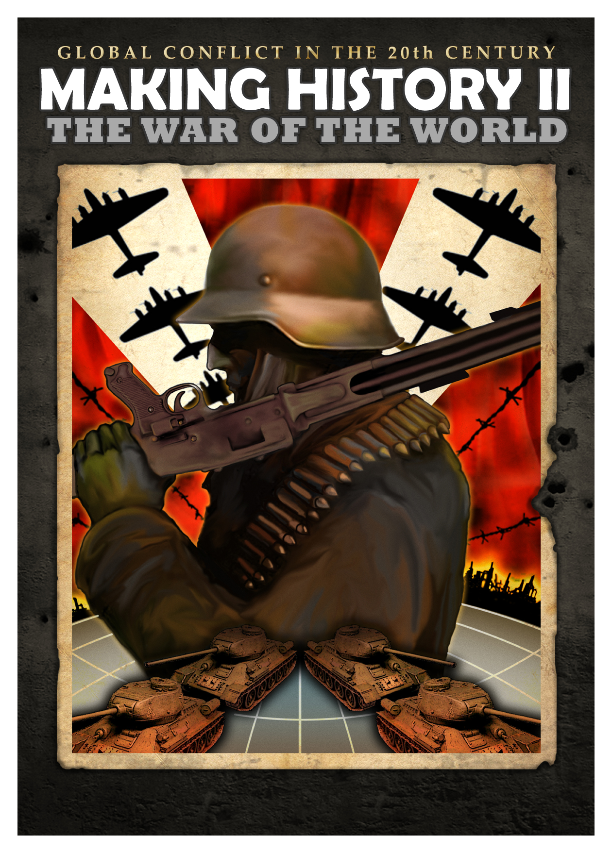 Making History Ii The War Of The World Windows Mac Game