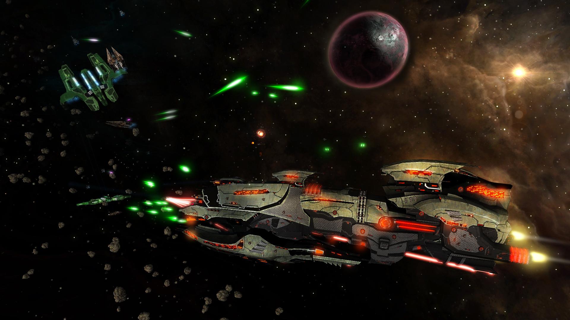 Starpoint Gemini 2 Titans DLC Out Now News Mod DB