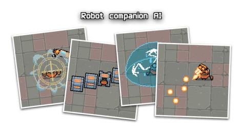 Robot Companion AI