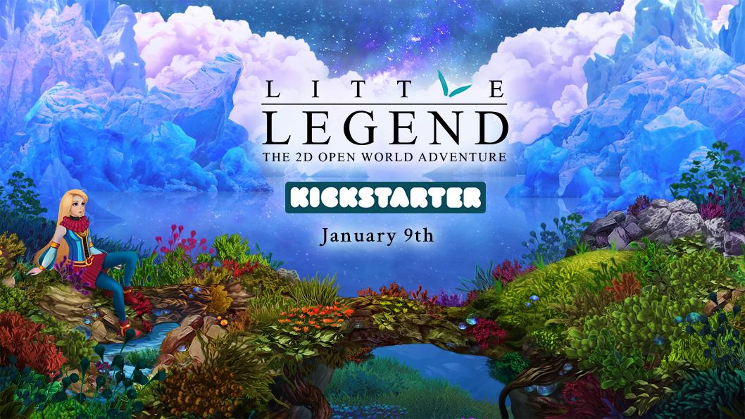 Kickstarter campaign - 9th january