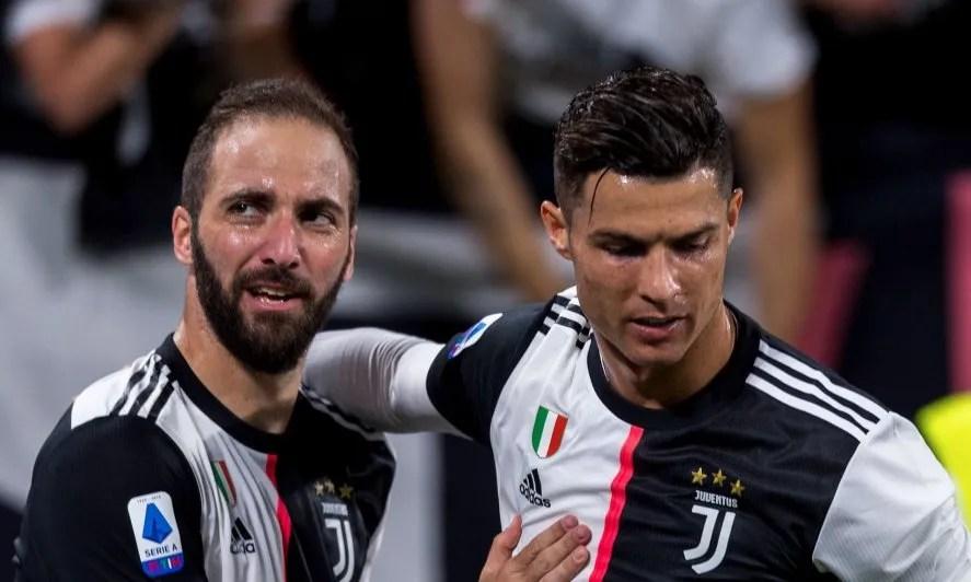 Higuaín deja Italia por el calor de Miami.