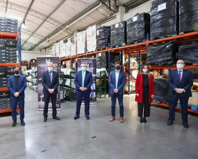 Alberto Fernández lanzó el programa Precios Cuidados para la Construcción