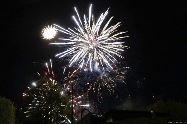 Салют в честь Дня города Пскова состоится 25 июля