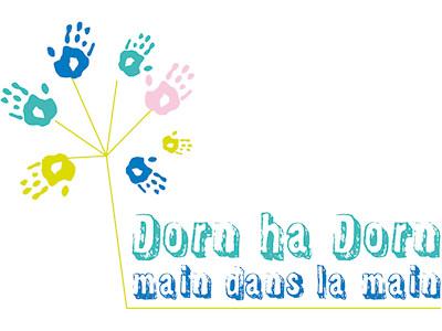 Logo du relais assistantes maternelles Dorn ha dorn