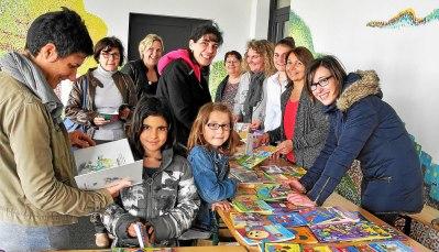 Broc Livres @ Ecole Nicole-Rousseau | Inguiniel | Bretagne | France