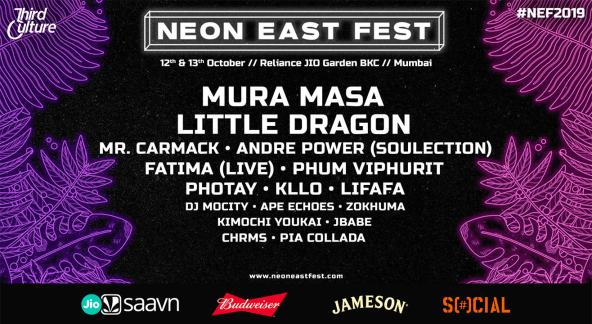 neon east fest 2019 India