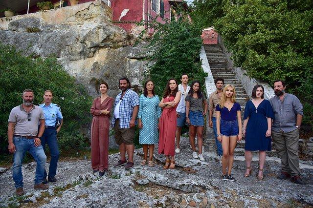 42°C»: Νέα σειρά μυθοπλασίας σε παραγωγή COSMOTE TV [photos] ? αφιερωματα ›  photo gallery    cinemagazine.gr