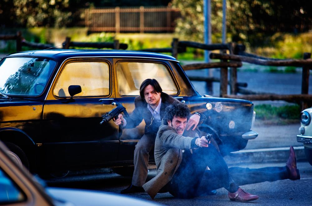 La seconda stagione di <em>Romanzo criminale</em>. - Emanuela Scarpa