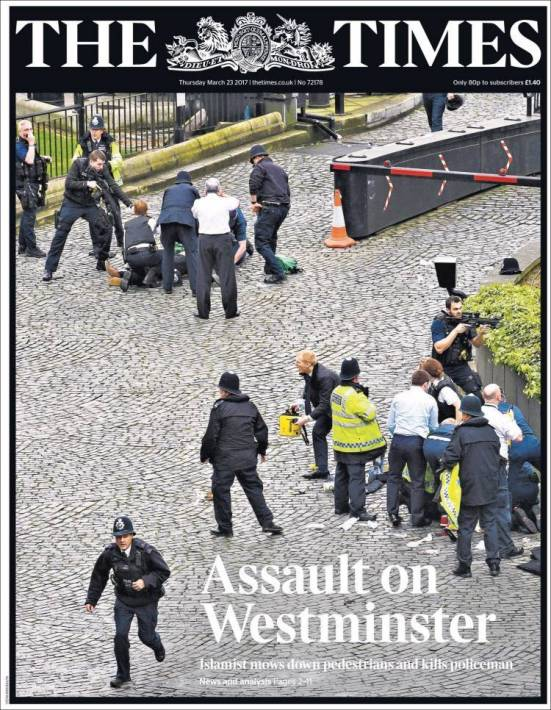 The Times, 23 marzo 2017. -