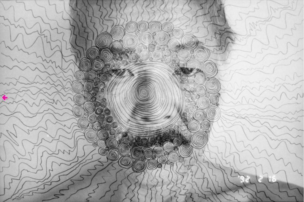 Autoritratto. - Masahisa Fukase
