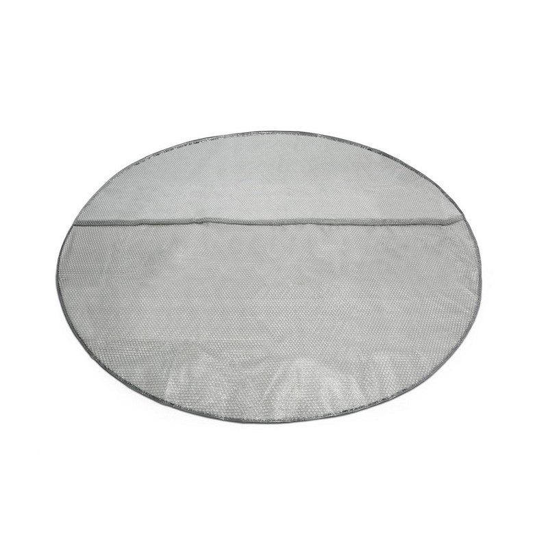 tapis de sol pour spa rond 4 places
