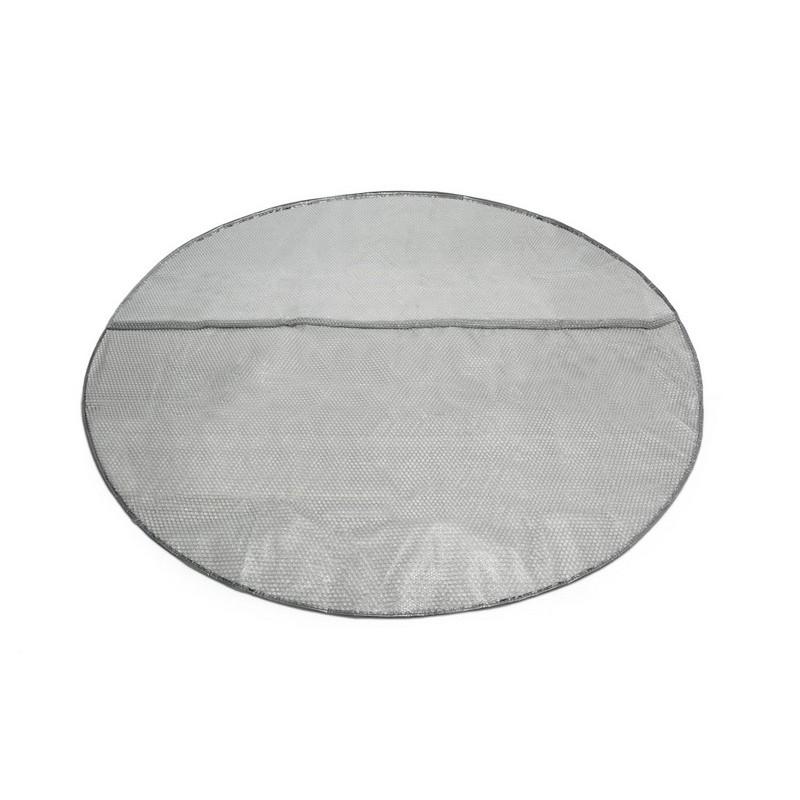 tapis de sol pour spa rond 6 places