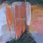 Abstrakte Kunst Hintergrund Acryl Auf Leinwand Pinselstriche Farbe Moderne Kunst Zeitgenossische Kunst Stock Vektor Art Und Mehr Bilder Von Abstrakt Istock
