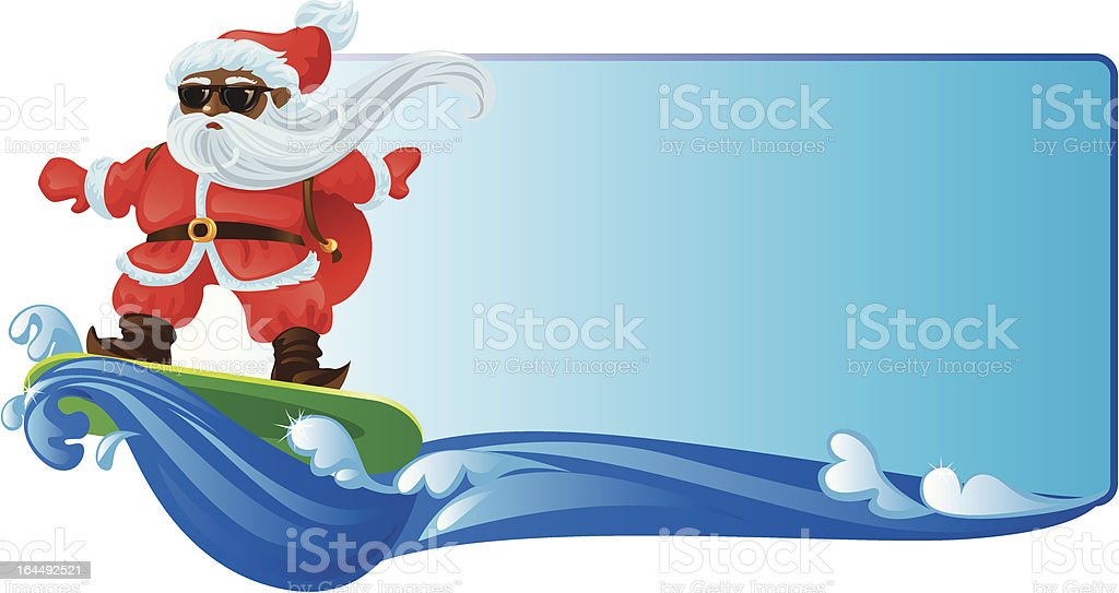 Christmas Clip Art Tropical