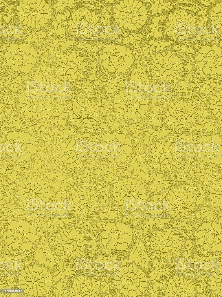 https www istockphoto com fr vectoriel vintage papier peint jaune gm173883502 8773309