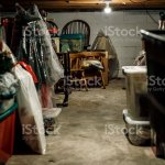 Bare Light Bulb Basement Storage Room Stock Photo Download Image Now Istock