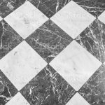 Black And White Checkered Marble Floor Marble Texture For Background Stock Photo Download Image Now Istock