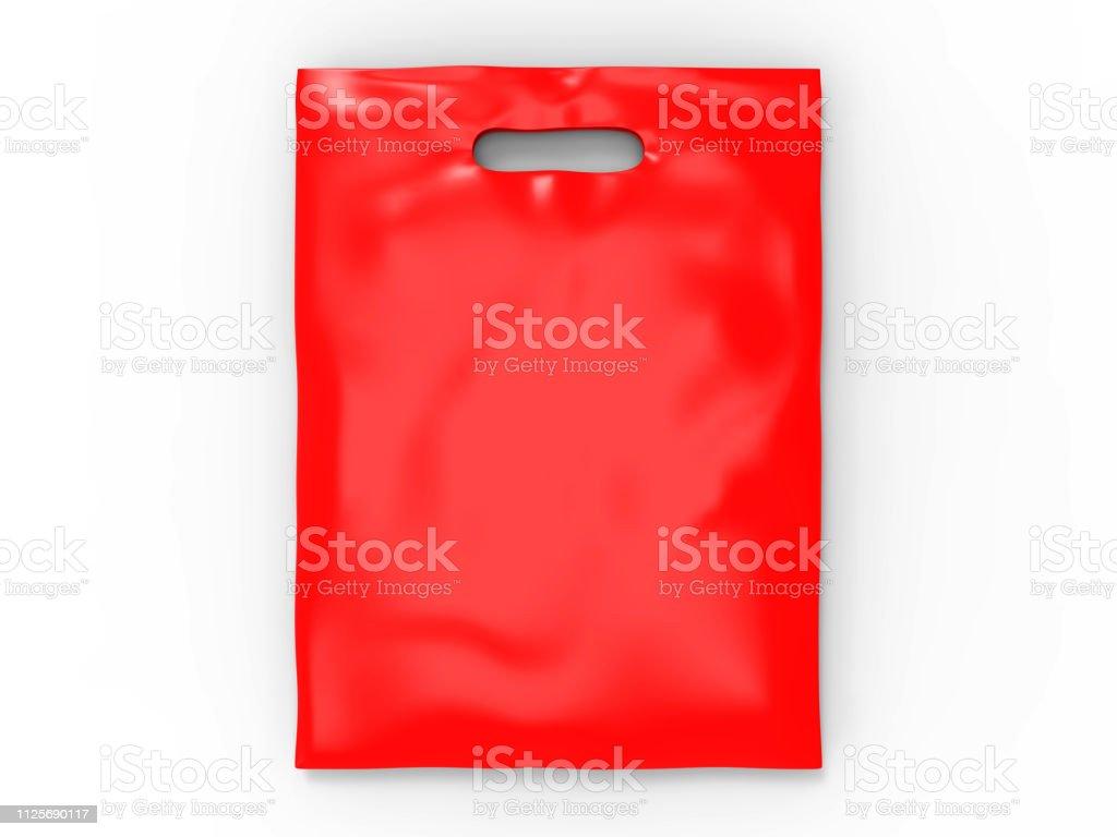 438+ plastic carry bag mockup psd free download find & Blank Patch Handle Carrier Plastic Bag For Mock Up Design 3d Render Illustration Stock Photo Download Image Now Istock