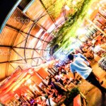 Blur Crowded Traveler In Pub And Restaurant Saturday Night Life Concept Stock Photo Download Image Now Istock
