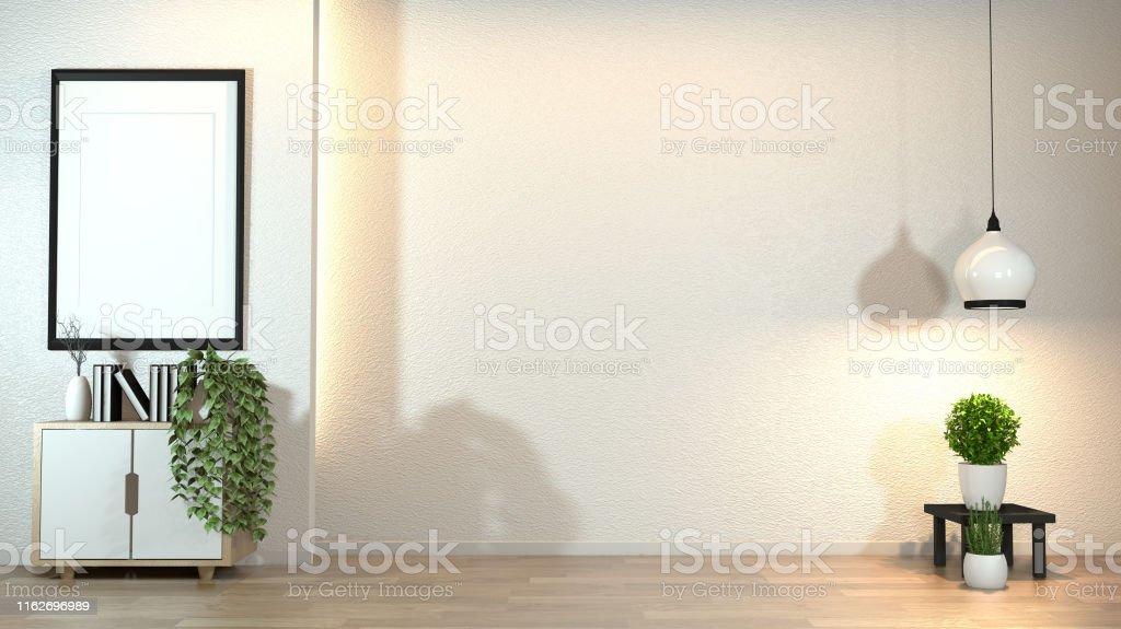 https www istockphoto com fr photo cabinet dans le salon zen moderne avec le mod c3 a8le zen de d c3 a9coration sur la conception gm1162696989 319005637