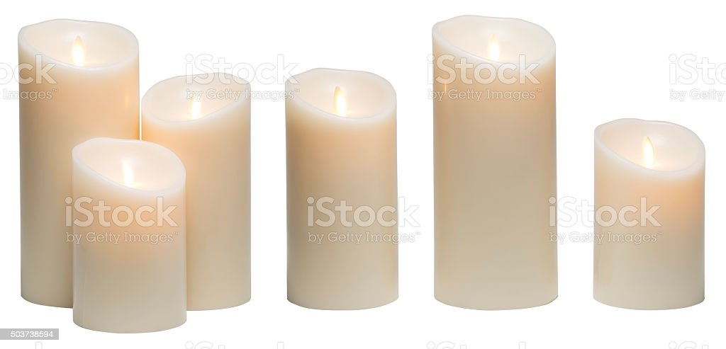https www istockphoto com photo candle light white wax candles lights isolated on white background gm503738594 82732029