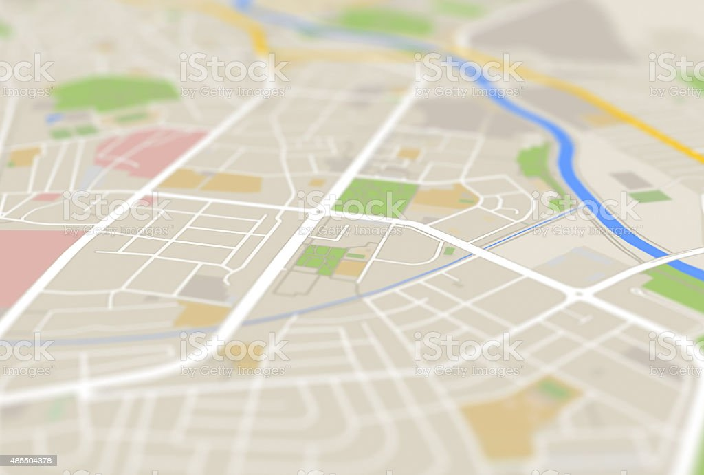Royalty Free Road Map Pictures  Images and Stock Photos   iStock city map 3d rendering image stock photo